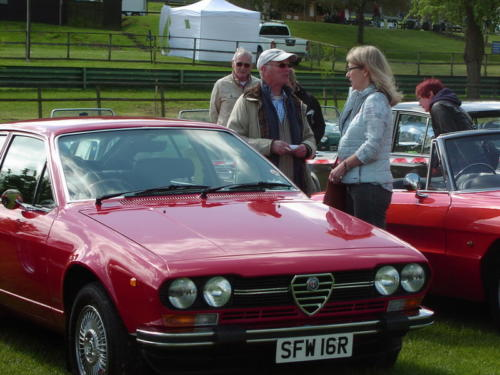 cotswold members discuss alfa merits